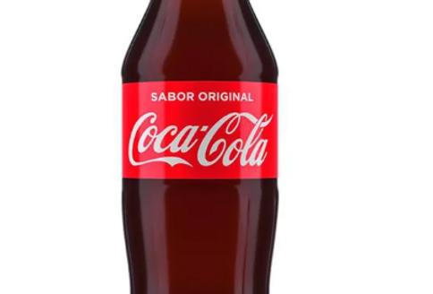 Gaseosa Coca Cola Original 250ml