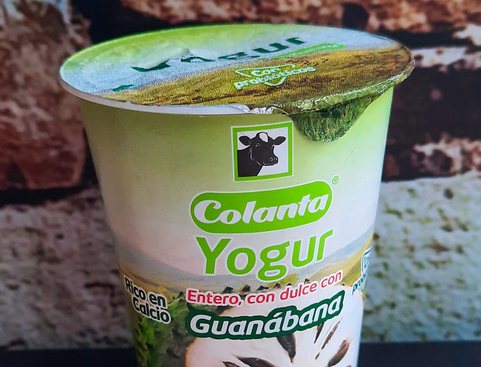 Yogur Colanta Guanabana Pet 200G
