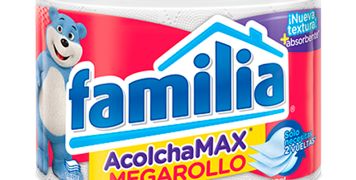 Papel Higienico Familia AcolchaMax MegaRollo