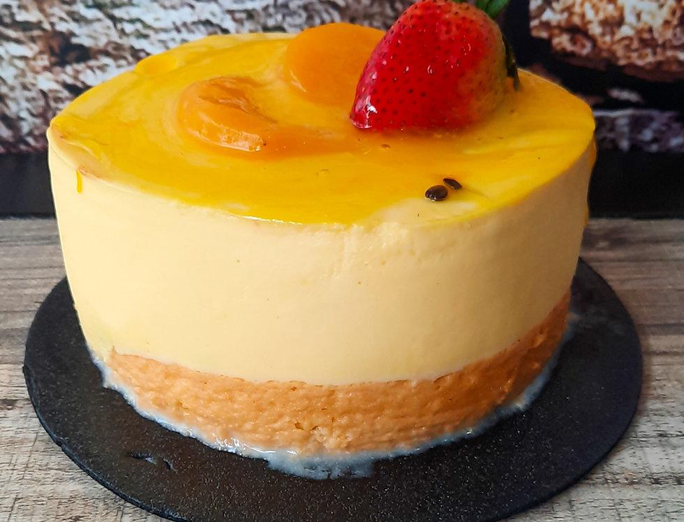 Torta Postre Maracuyá  x 5 porciones
