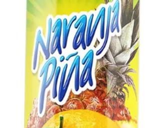 Hit Naranja Piña 1000ml