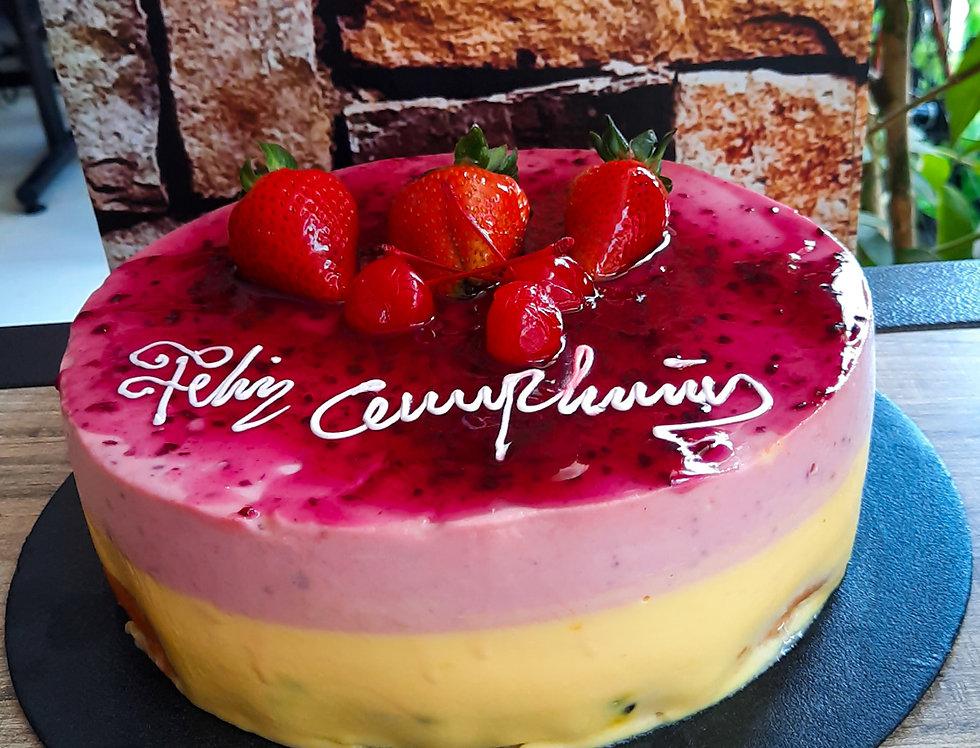 Torta Postre Combinada X10 Porciones