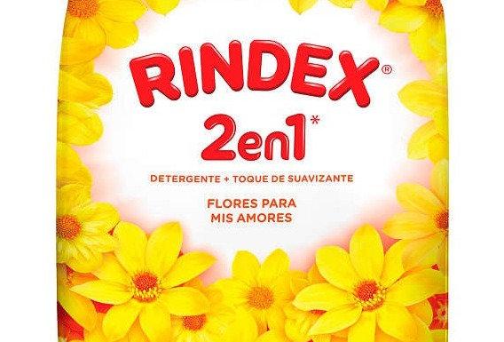 Detergente En Polvo Rindex 2en1 450G