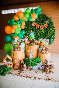 Festa florestinha