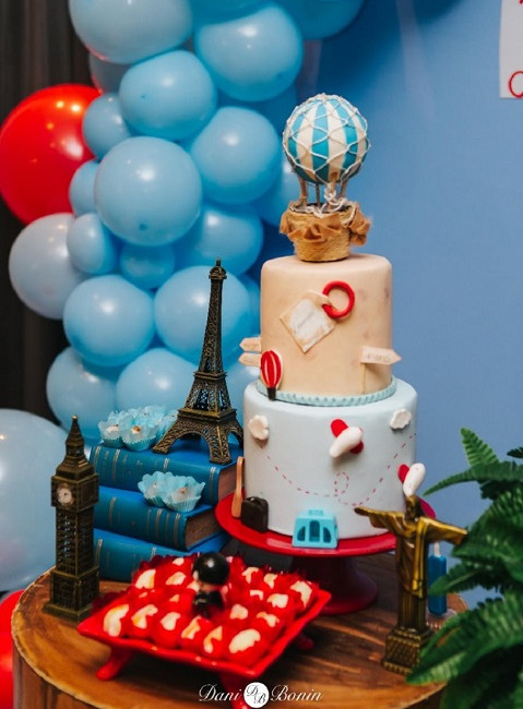 bolo fake festa volta ao mundo.jpg