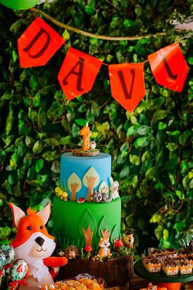 Festa floresta