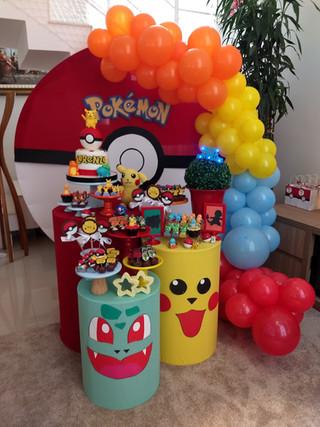 decoração pokemon