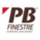 PB Finestre logo