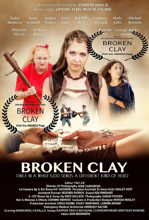 Broken Clay Poster Updated LR 2017 Award