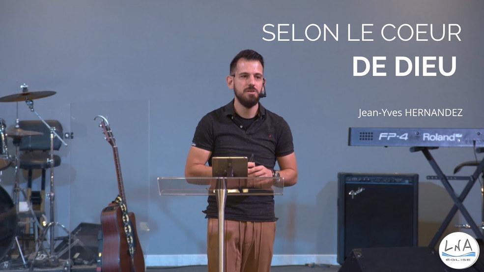SELON LE COEUR DE DIEU - Jean-Yves HERNANDEZ