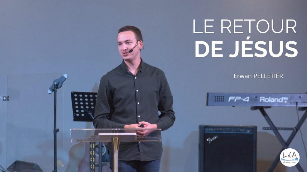 LE RETOUR DE JESUS - Erwan PELLETIER