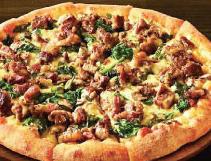 淡路牛と玉ねぎの醤油マヨぽん酢 ピザ