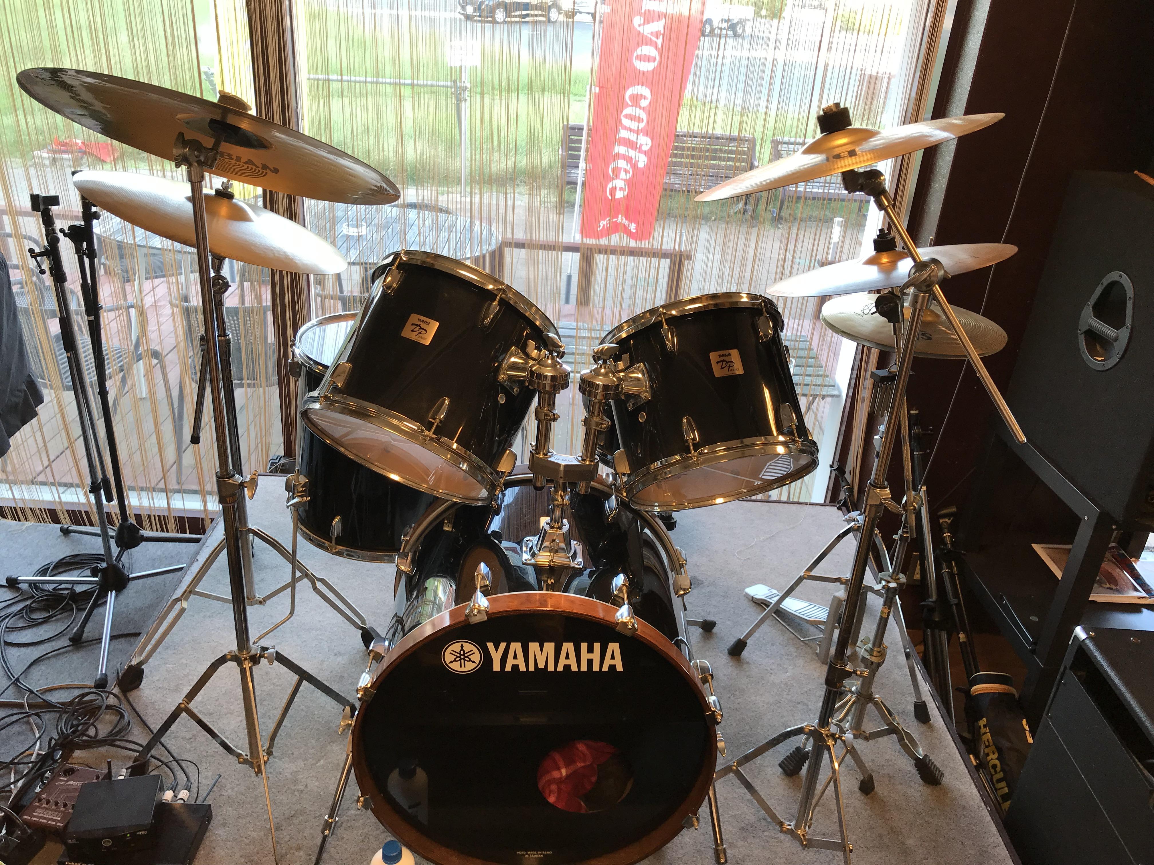 YAMAHA ヤマハ DPシリーズ ドラムセット