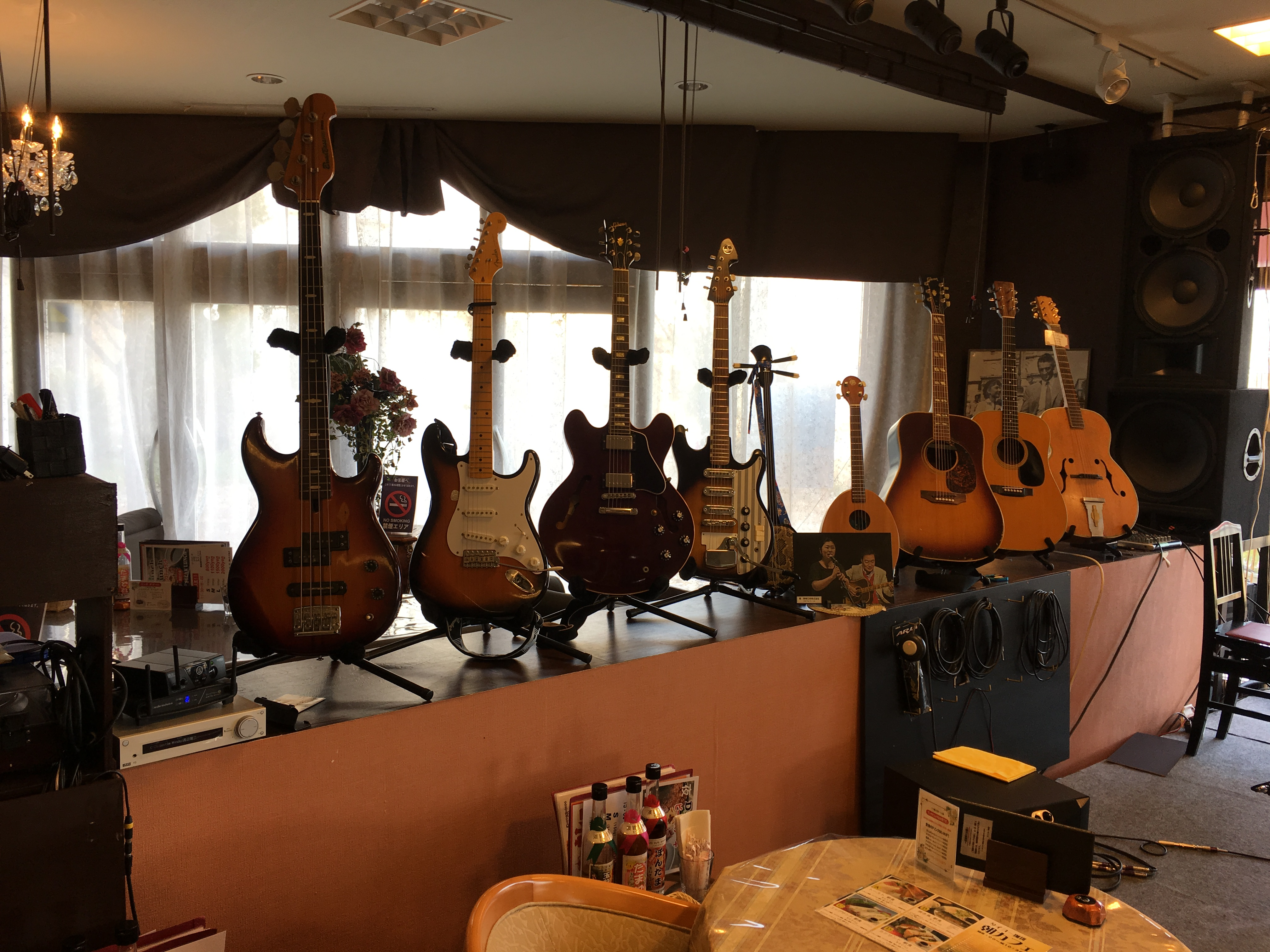 名器のギター