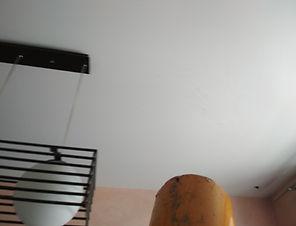 Натяжной потолок без воды