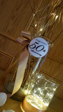 Jerry & Eleanor's 50th Anniversary