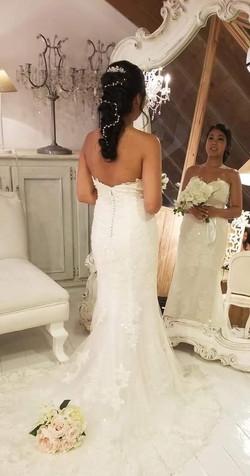 Rebecca's destination wedding