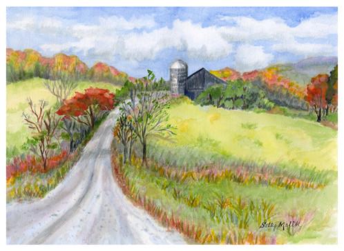 Pennsylvania Country Road_1
