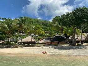 Willie on beach at resort Grenada.jpg