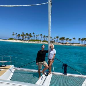 Captain Pieter & Chef Janey
