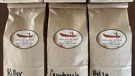 Artisan Coffee - Indian River Cofffee