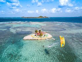 Happy Island Bar Union Island Grenadines
