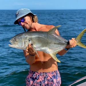 Captain Pieter Fishing