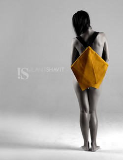IS by Ilanit Shavit Backpack