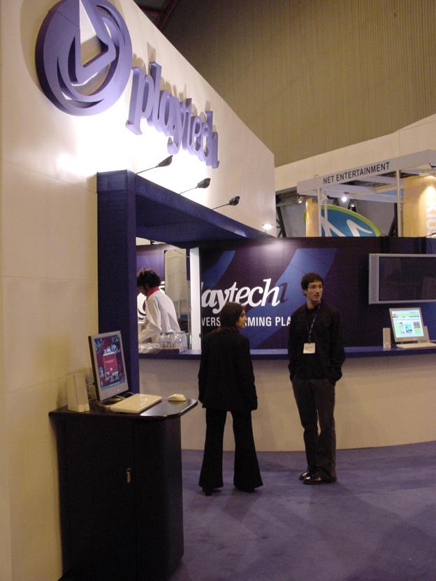 client: Playtech @ RM STUDIO