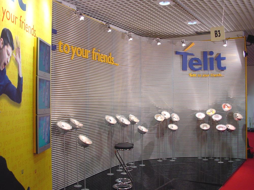 client: Telit  / RM STUDIO