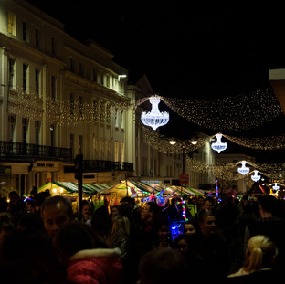 Leamington Yuletide Market