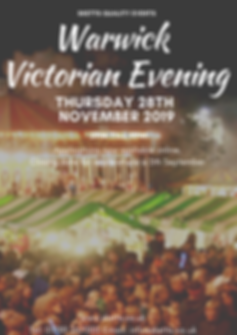 Warwick Victorian Eve 2019 Poster.png