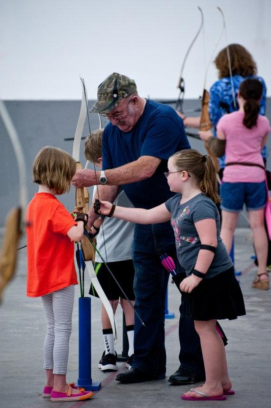 Beginner Archery Classes