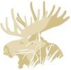 CDFHT Moose Logo