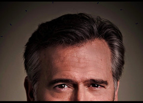 Bruce Campbell Matures (and other horrors)