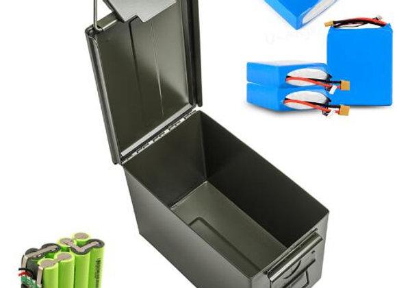 Étui de stockage étanche batterie Lipo