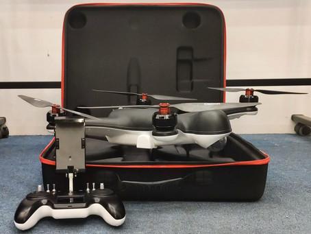 """Nouveau drone de pêche le """"Gannet"""""""