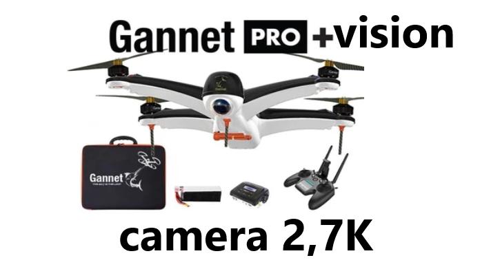 GANNET PRO + VISION