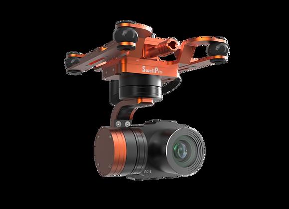 Waterproof 4K Camera 3 Axis Gimbal For SplashDrone 3