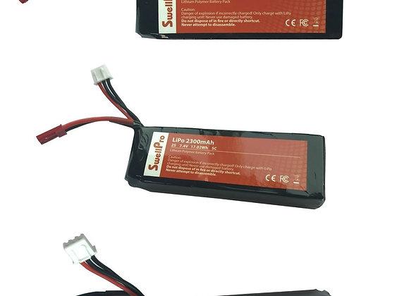 Batterie télécommande version 3+