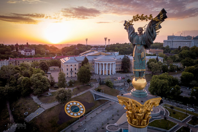 Monument-of-Independence-of-Ukraine-in-K
