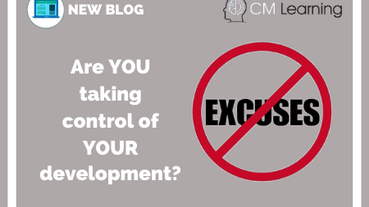 Are YOU Taking Control of YOUR Development?