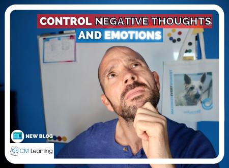 How to Control Negative Thoughts and Emotions | Stop wasting time on what you can't control