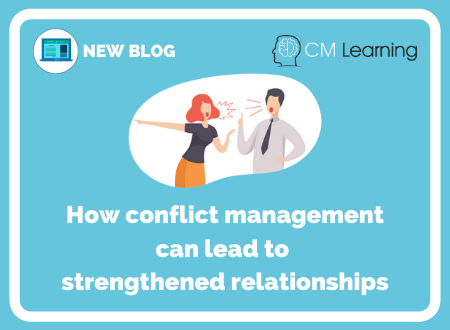 How conflict management can lead to strengthened relationships
