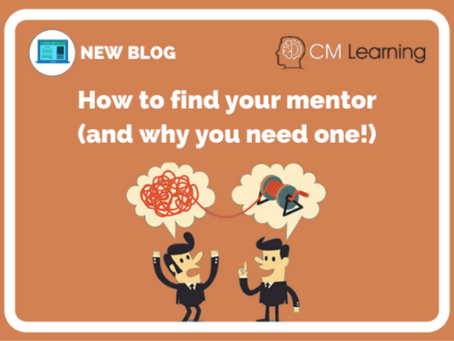 How to Find Your Mentor (and why you need one)