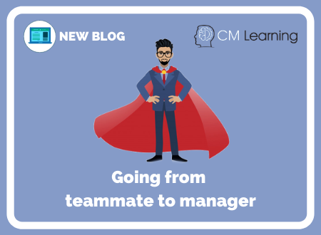 Going from Teammate to Manager