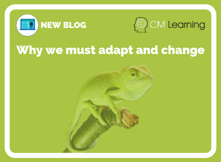 Why We Must Adapt and Change