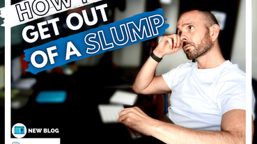 How to Get Out of a Slump | 7 techniques to motivate yourself again