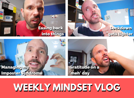 Positive reframing & managing my Imposter Syndrome | My Mindset Stories [Weekly VLOG Episode 4]