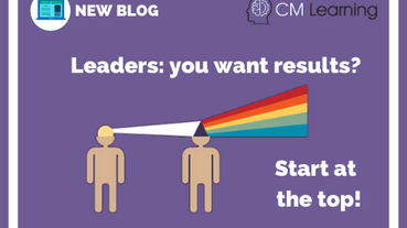Leaders: You Want Results? Start at the Top!